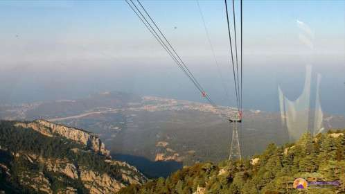 Mount Tahtali and Cable Road in Kemer 2020