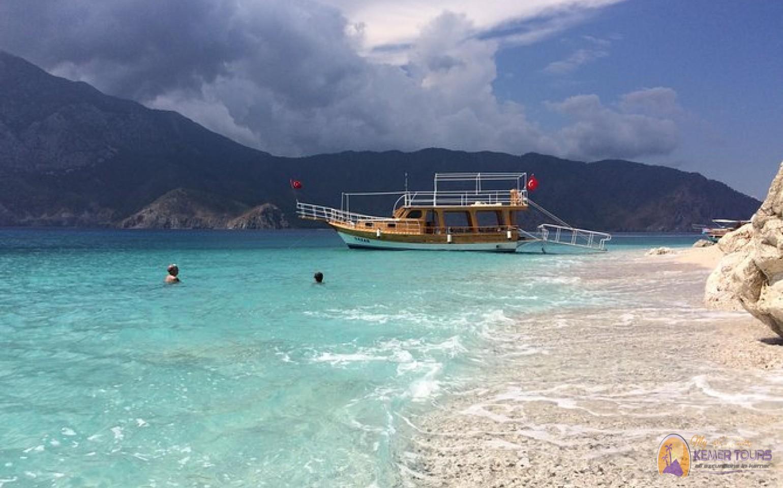 Райский остров Кемер