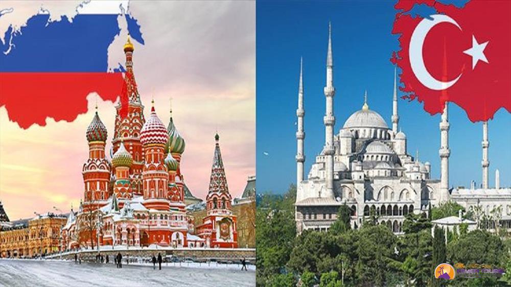 Что известно на сегодняшний день о туризме между Турцией и Россией