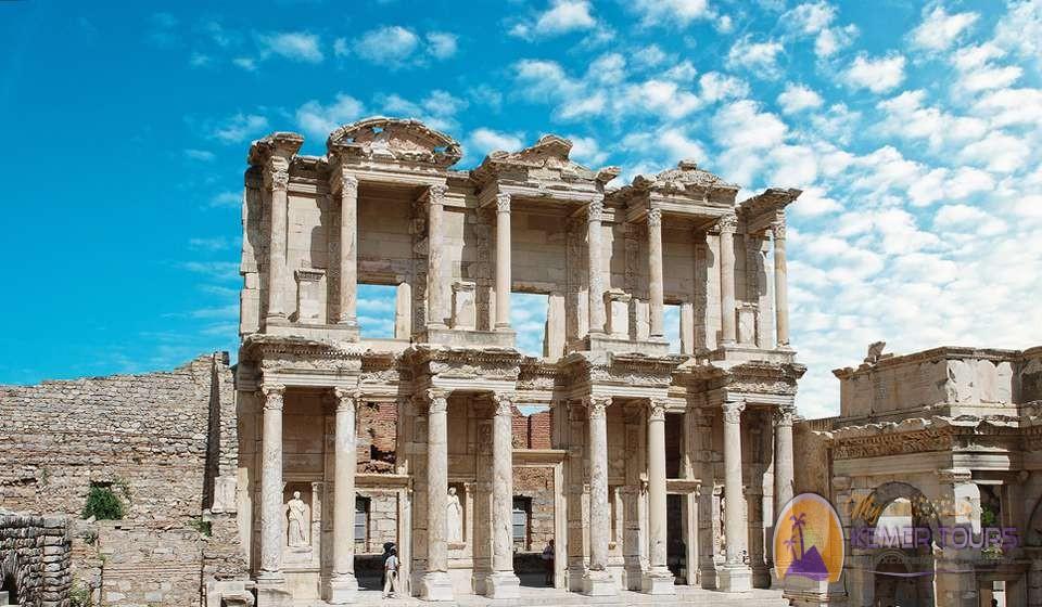 Экскурсия в Эфес из Кемера