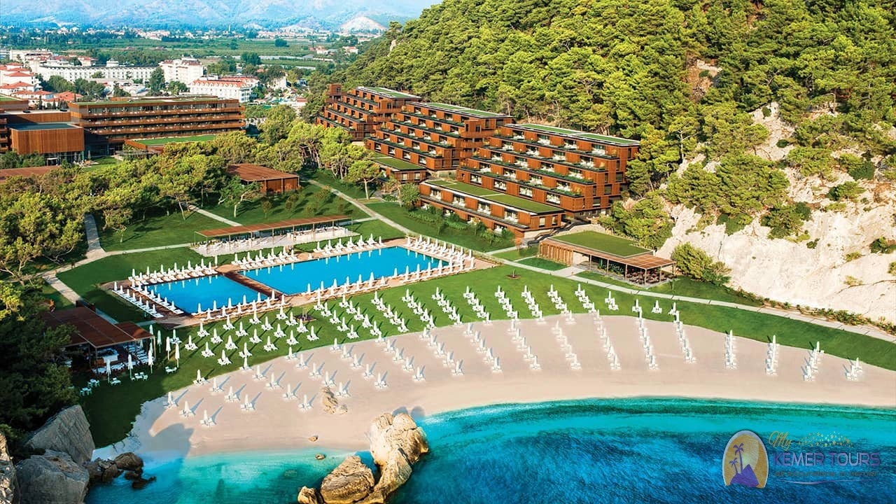 Best Resort Villages in Kemer