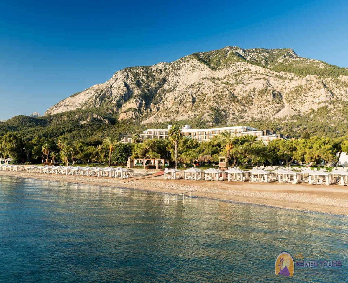 Excursions to Kemer in November