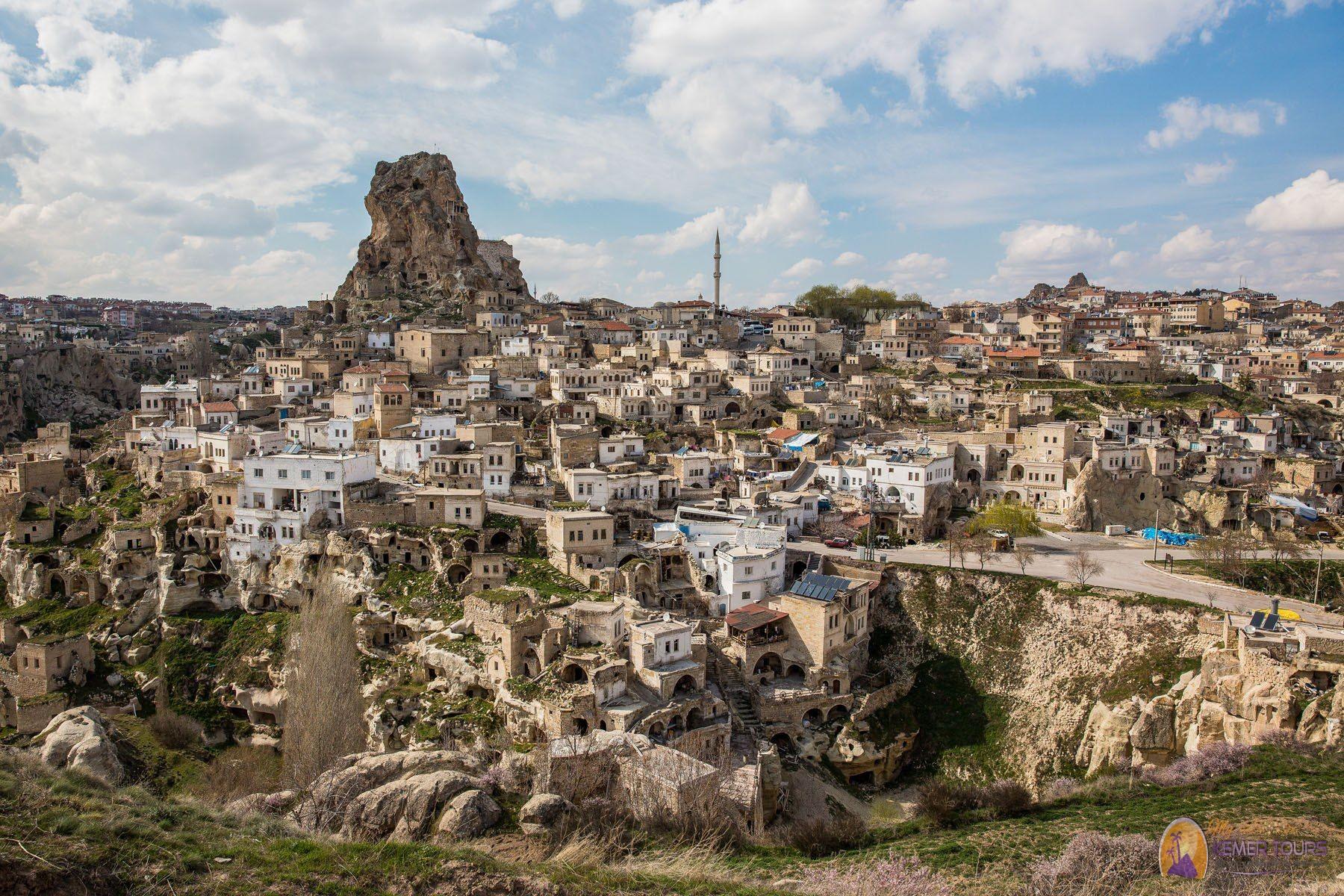 From Kemer to Cappadocia