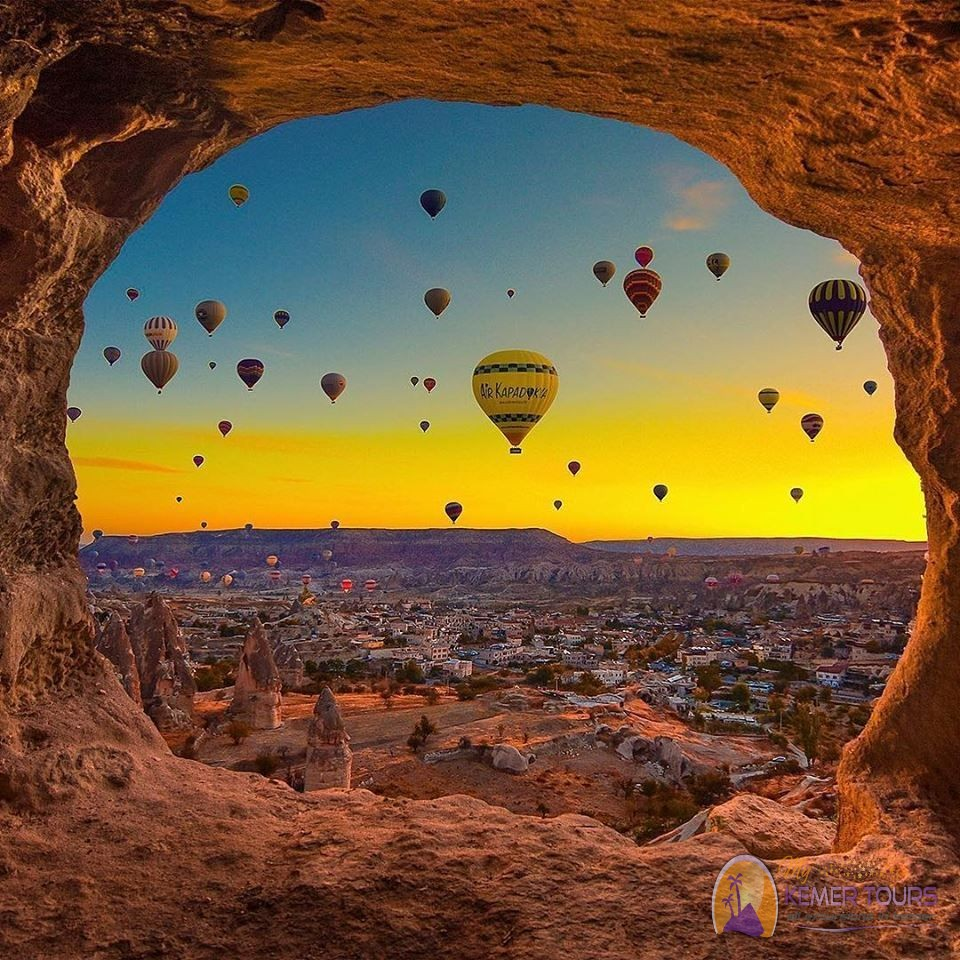 Independent excursions from Beldibi