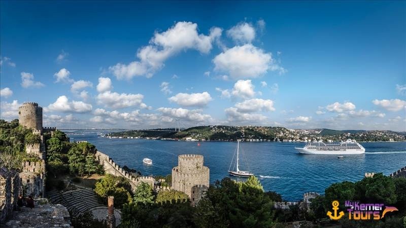 Excursion to Istanbul from Kemer
