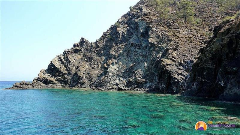 Sulu Ada Island from Kemer