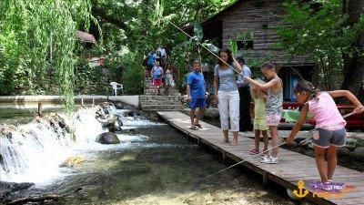 Пикник и рыбалка в Кемере – Улупынар
