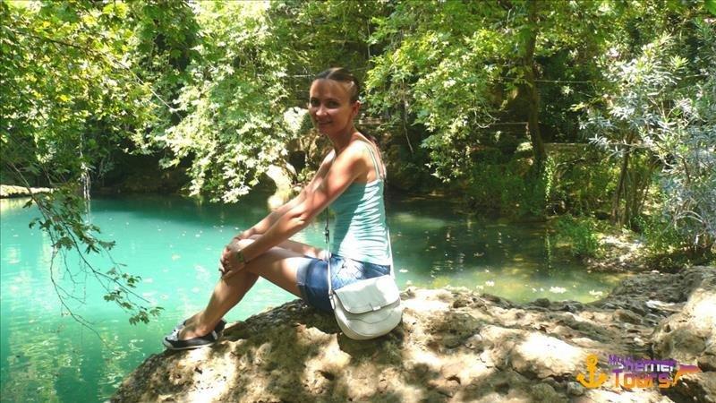 Picnic and fishing on the Ulupinar