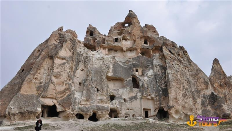 Cappadocia for three days from Kemer