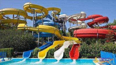 Water Park in Kemer (Aqualand Antalya)
