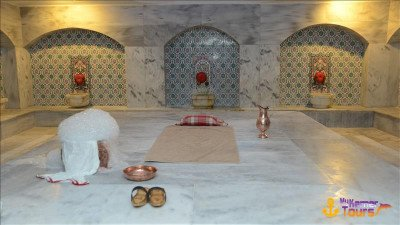 Хамам в Кемере (Турецкая баня)