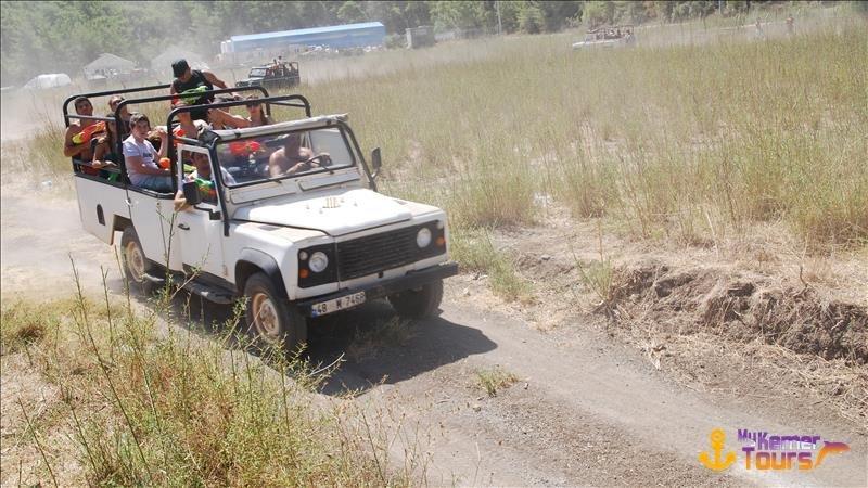 Jeep Safari in Kemer