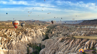 Cappadocia from Kemer two days