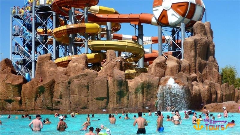 Aquapark The Land of Legends from Kemer